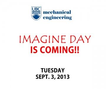 Imagine Day 2013 – September 3