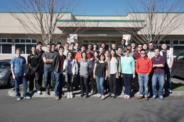 ASME UBC Student Section Visits Boeing and Mobile Tool Management