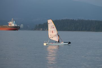 Sailbot arrives in NFLD, prepares for trans-Atlantic crossing