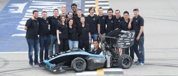 UBC Formula SAE Team Places 23rd out of 120 at Formula SAE Michigan