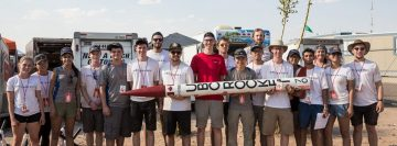 Newly formed UBC Rocket defeat MIT and McGill