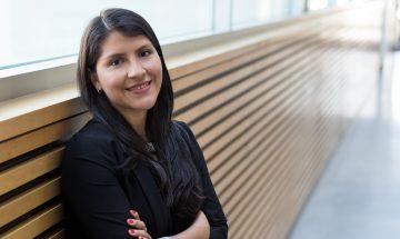 APSC Rising Stars 2018: Diana Nino, BASC '18, MECH Alumna