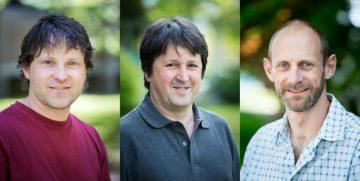 MECH Machine Shop Team Receives 2018 President's Staff Award
