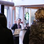 Walter Merida makes AURORA announcement