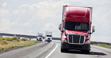 Media Mention: Globe & Mail discusses Emissions from Trucking Industry with Dr. Walter Merida