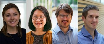 Projects by MECH Faculty Receive Competitive New Frontiers in Research Funding