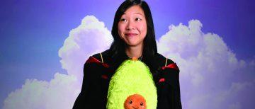 APSC Rising Star: Paige Ngo, BASc '20, Mechanical Engineering