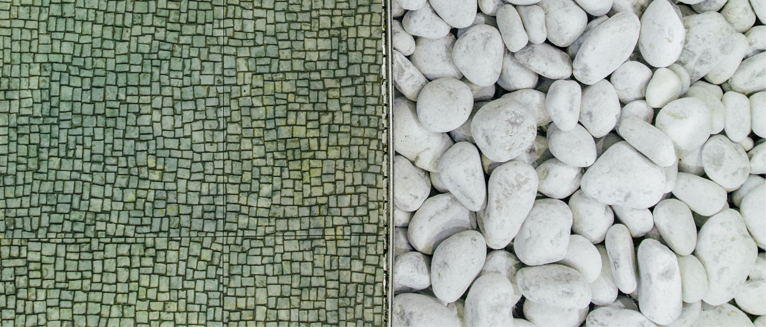 Stone collage image by John Mark Arnold on Unsplash