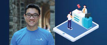 Alumnus' startup helps pharmacies with asymptomatic COVID-19 testing