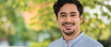 PhD Student Pranav Shrestha becomes UBC Public Scholar, seeks to develop low cost microscope for sickle cell disease screening