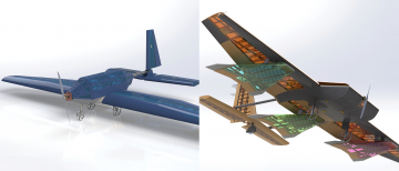 Top Finish for UBC AeroDesign at the 2021 SAE Aero Design Knowledge Competition